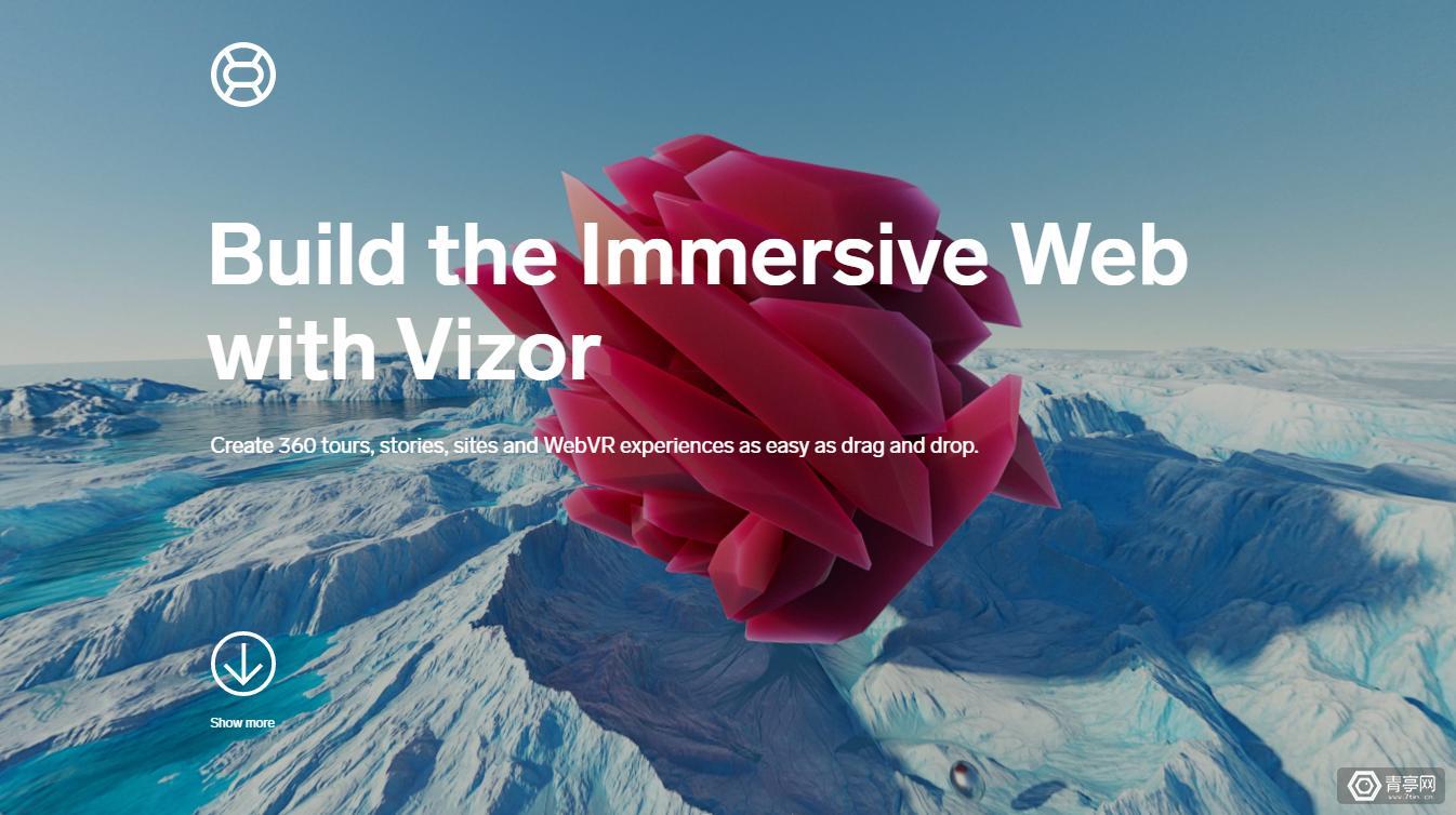 辅助内容生产,VR软件公司Vizor融资230万