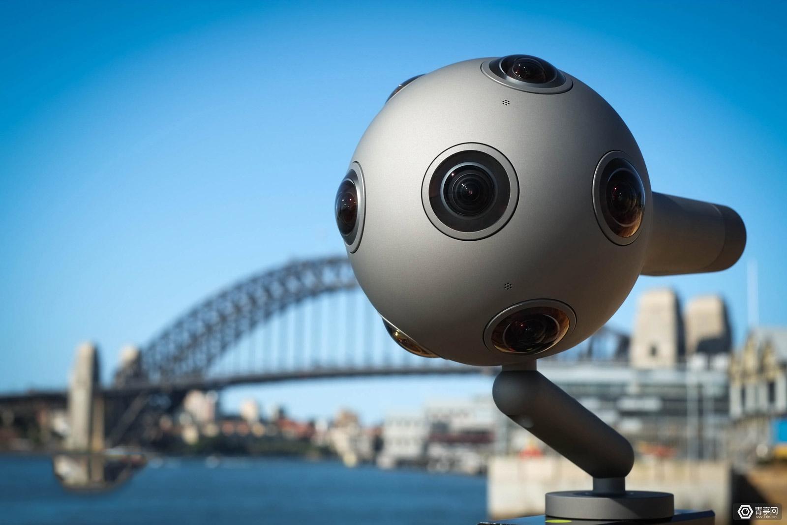 诺基亚推加强版OZO+,增加MR视频功能,套装售45000美元