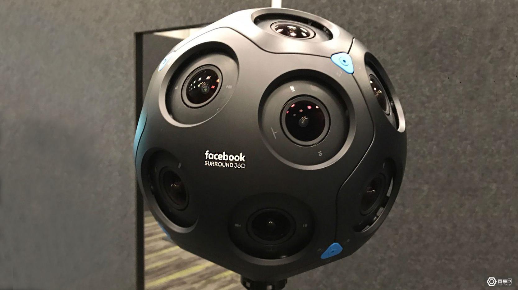 测评:Facebook新24目相机,把现实生活记录成高质量VR视频