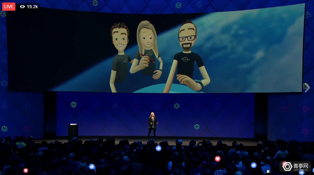 Facebook脸疼不?调查称美国人对VR社交说No!