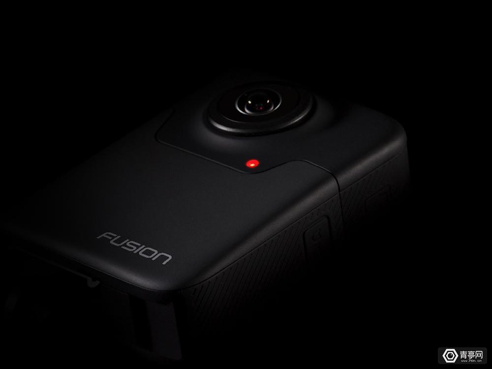 GoPro推出Fusion 360°相机,可录制5.2 K视频