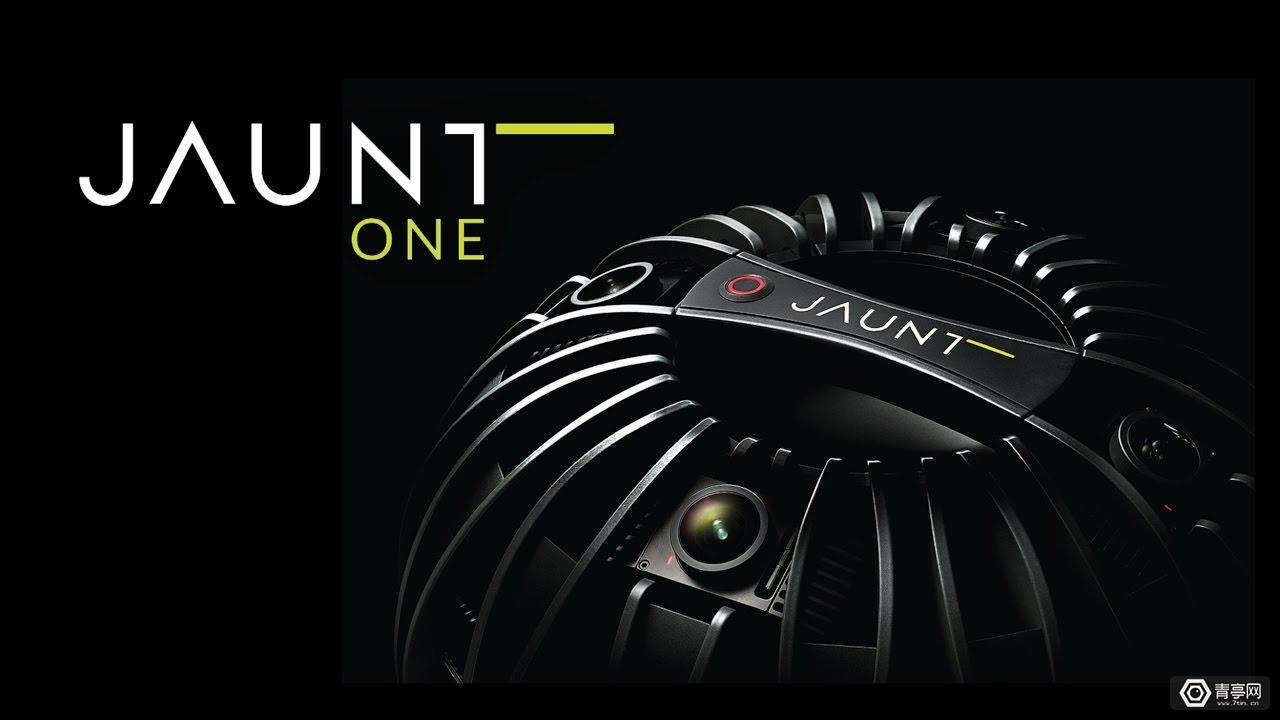 360°相机Jaunt ONE已面向C端,支持8K,深耕专业领域