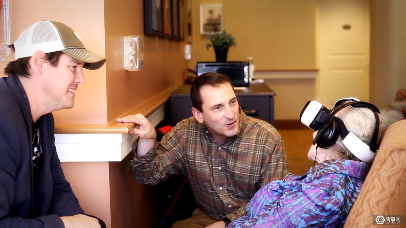治疗阿兹海默症,这家VR公司尝试帮助老年人康复