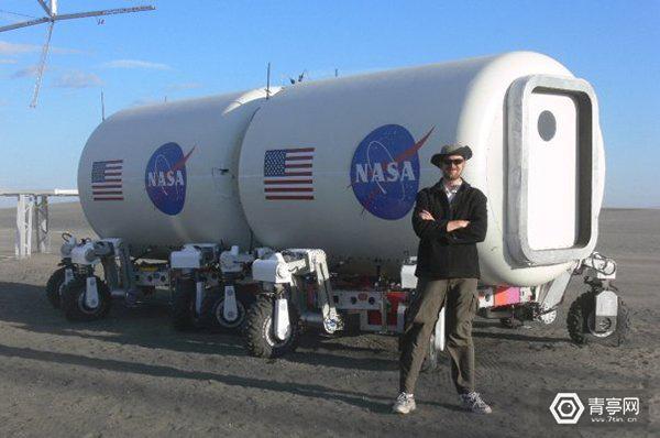 外媒称苹果聘请NASA专家杰夫·诺里斯打造AR产品
