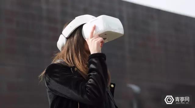 大疆发DJI飞行眼镜,转动头部可控制飞行器和相机朝向