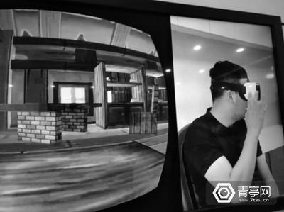 """VR学英语!能否克服""""张嘴难""""""""没环境""""两大痛点?"""