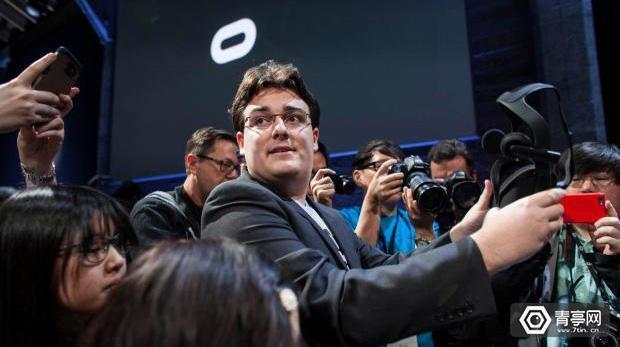 Oculus创始人离职后发声:我想要个AI老婆!