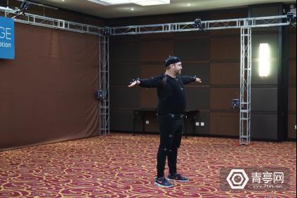 黑科技来了!迪生与Vicon共同推出VR动捕软件Shogun