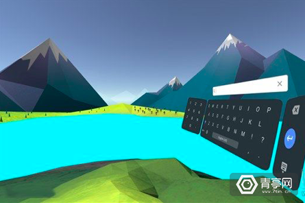 Daydream更新,加入中文键盘输入方式
