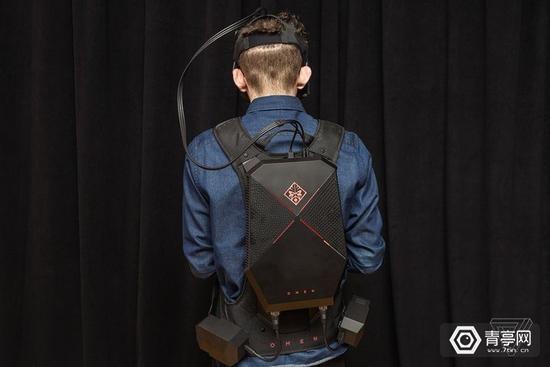 惠普推出新Omen X VR背包电脑,2499美元起