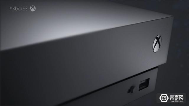 """微软发布""""天蝎""""Xbox One X主机,支持VR售价约3400元!"""