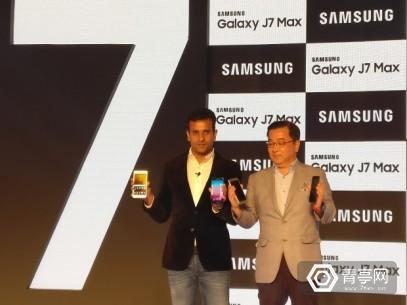 <b>三星发布Galaxy J系列首款手机 配置AR功能 最低1800元</b>