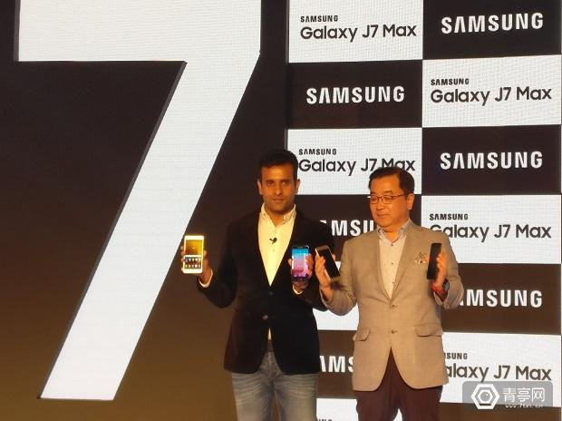 三星推Galaxy J7系列手机,带AR功能1800元起