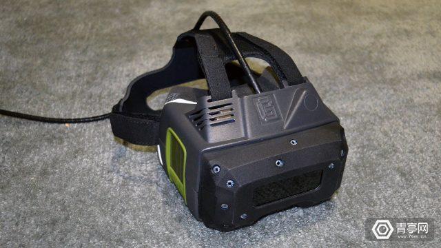 GameFace打造首个同时支持SteamVR和Daydream的VR头显
