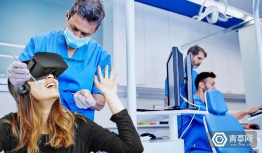 <b>英国的研究人员使用VR来减轻病人的痛苦和焦虑</b>