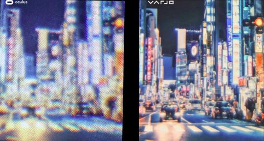前诺基亚员工初创VR公司 推头显可达人眼分辨率