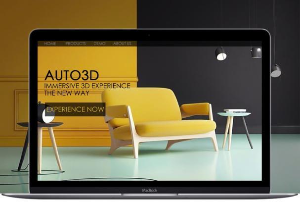 Auto3D完成新一轮数百万元融资,可自动三维重塑空间