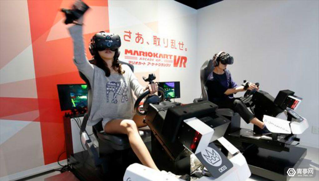 日本玩家钱好赚?Bandai在东京开设首个VR ZONE商场