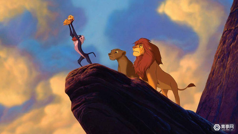 童年回忆!迪士尼正利用VR技术尝试重拍电影《狮子王》