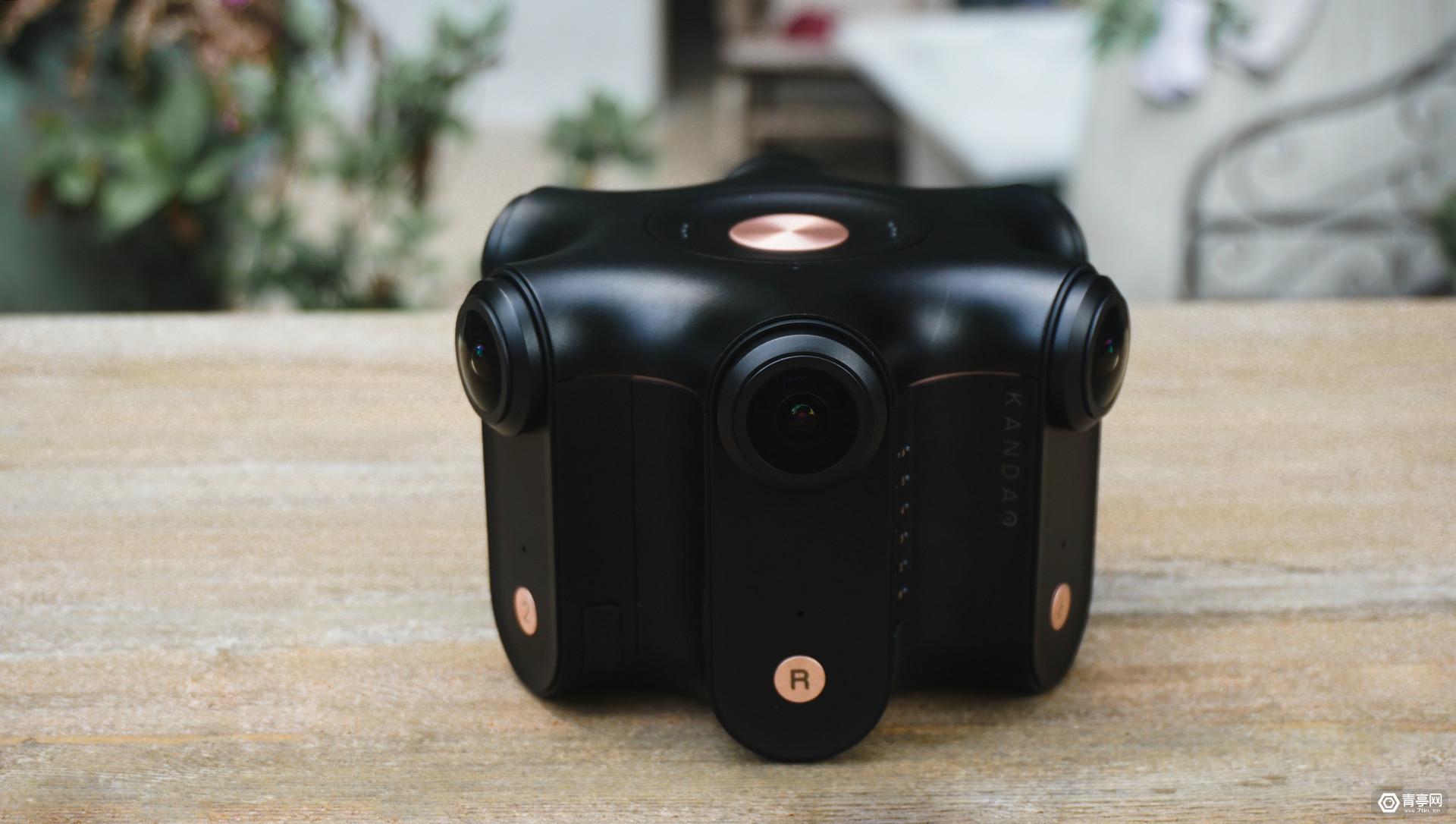 看到科技Obsidian VR相机开启首批采用者计划