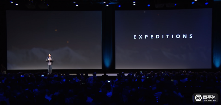 谷歌推VR教育平台Expeditions,老师家长孩子都能玩