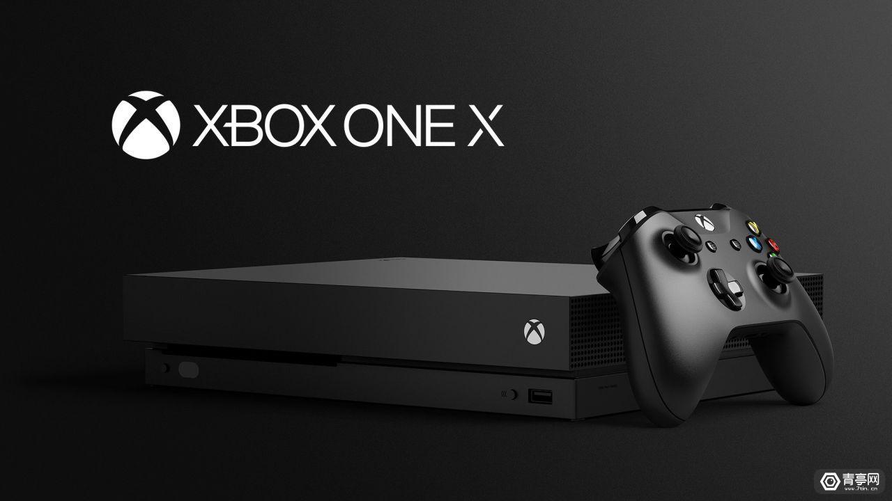 Xbox One X预售指日可待,定价500美元