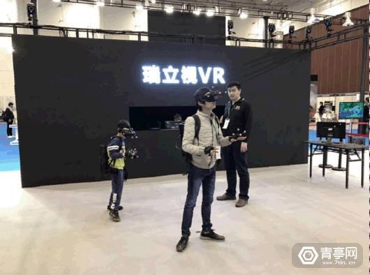 VR大空间多人定位公司瑞立视获近亿元Pre-A轮融资