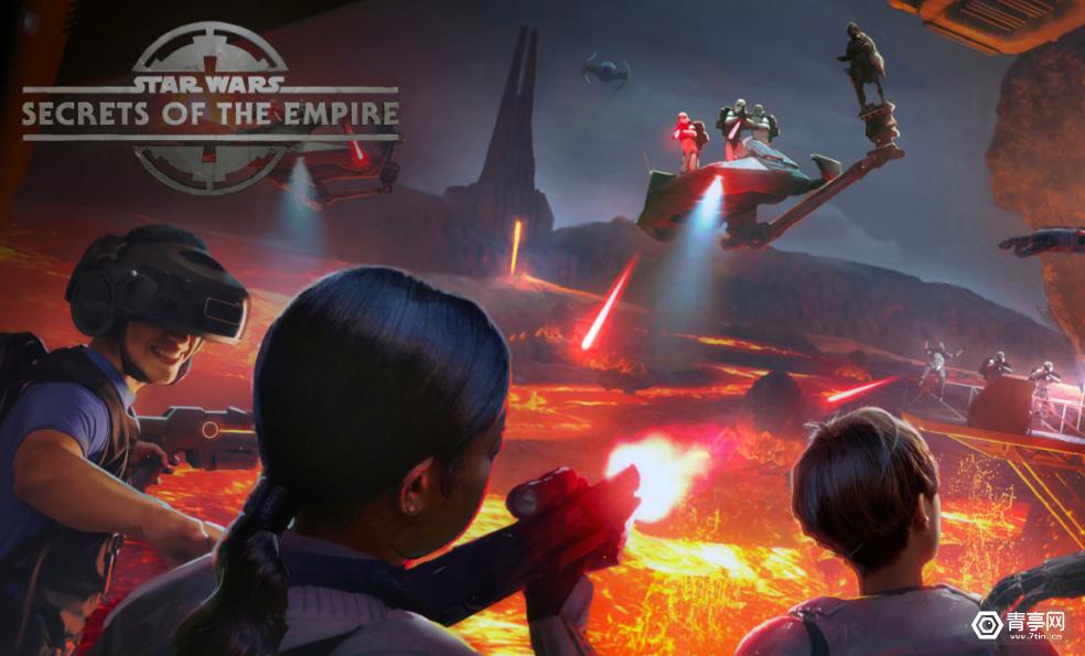 联合卢卡斯影业,The Void将为迪士尼打造《星球大战》VR线下体验