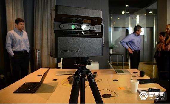 Matterport公布WebVR,只需通过浏览器就能体验VR