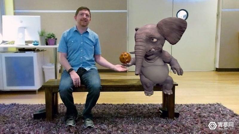 """扔掉AR头盔,坐在凳子上和迪士尼乐园的动物们""""真实""""的共舞"""