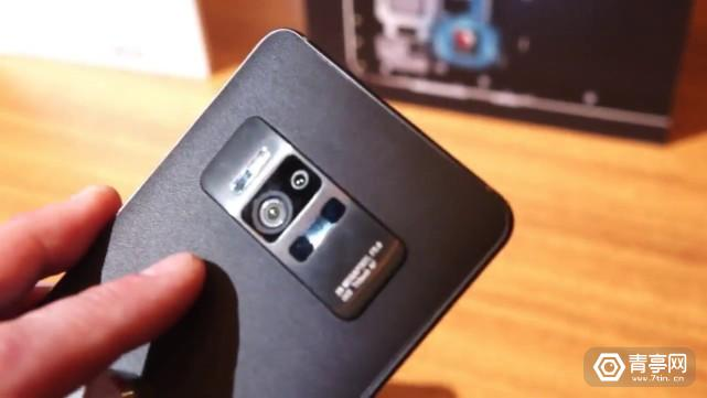 华硕的AR手机终于开卖,但真的有那么好用吗?