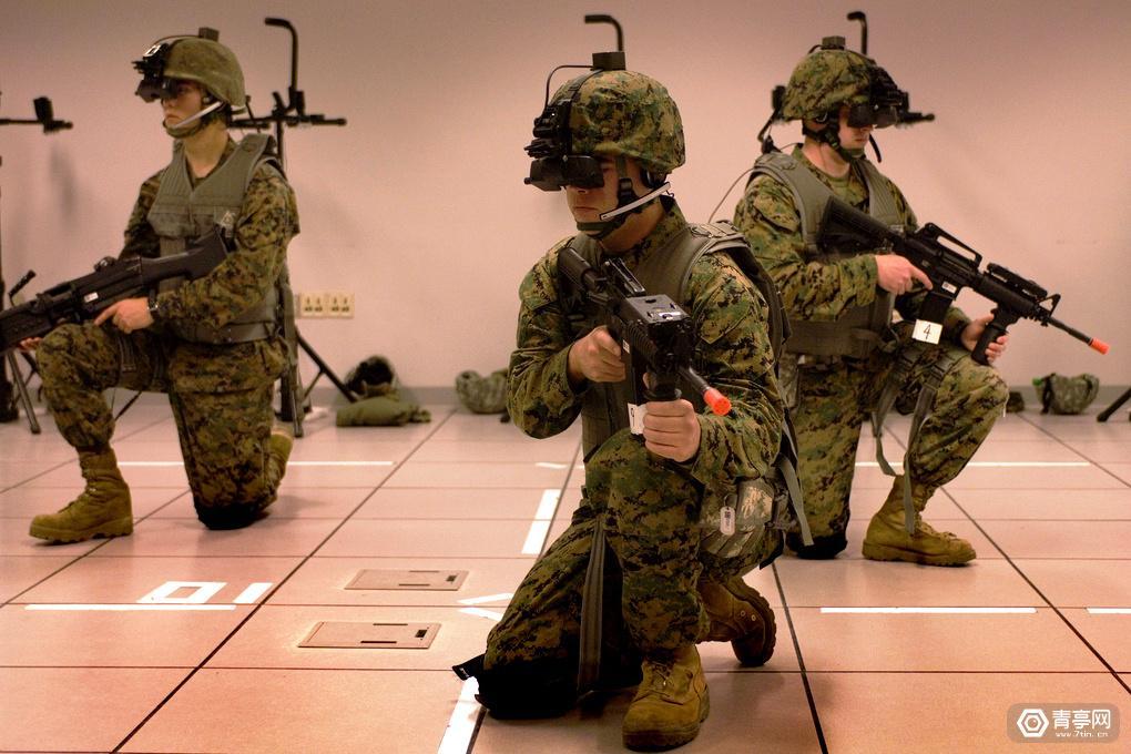 大开眼界!美军如何利AR技术增强陆军战斗力?