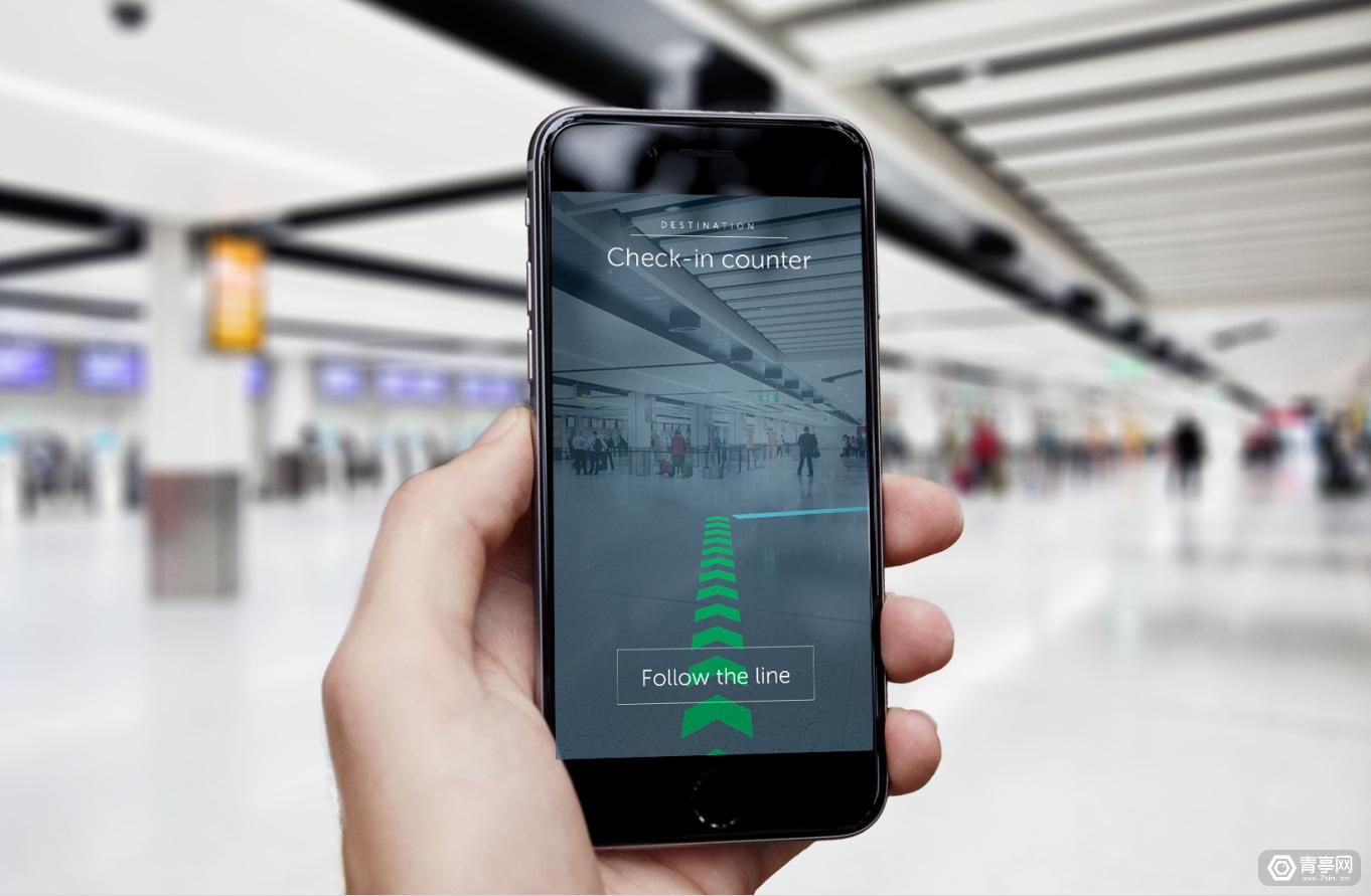 出门不用带脑子系列,苹果iOS 11或将加入AR导航