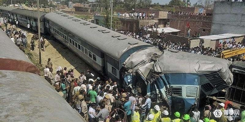 火车易脱轨,印度斥4.4亿卢布想用VR提升救援水平