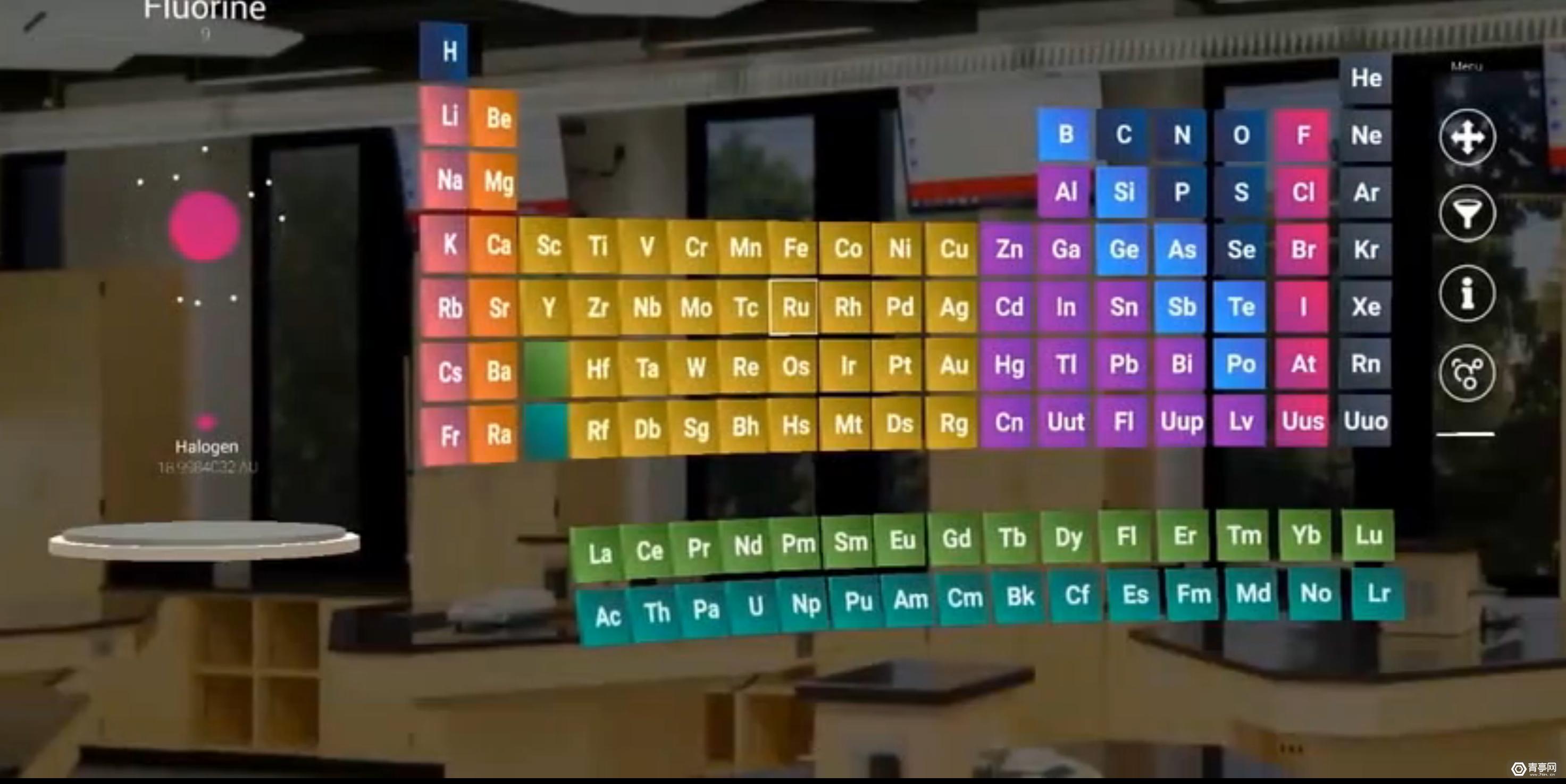 有了这款AR应用,再也不用担心孩子学不好化学