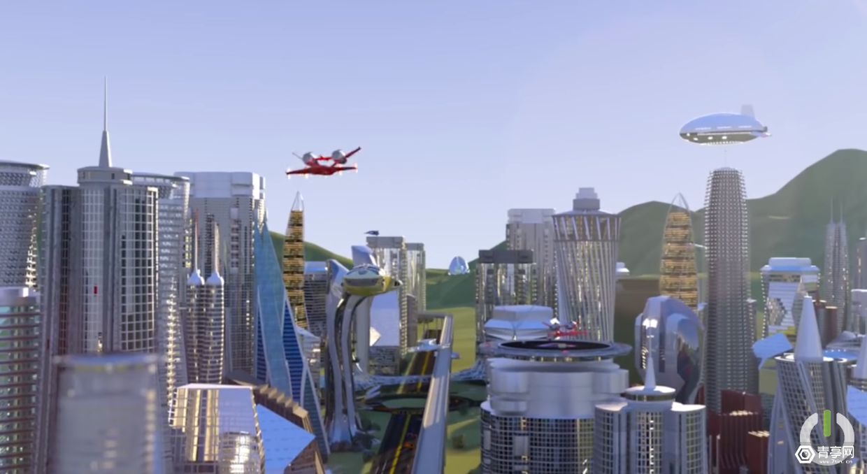 在VR里买卖土地,但必须用比特币,这款游戏已筹集2550万美元
