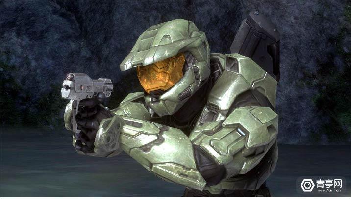 微软与343 Industries游戏工作室开展合作,光晕VR或即将来临。