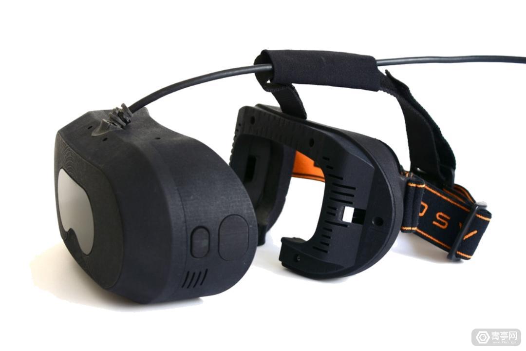 洁癖的福利!这款VR头盔可机洗消毒,但看完售价沉默了