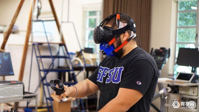 新研究发现:VR游戏比跑步机更有锻炼效果!
