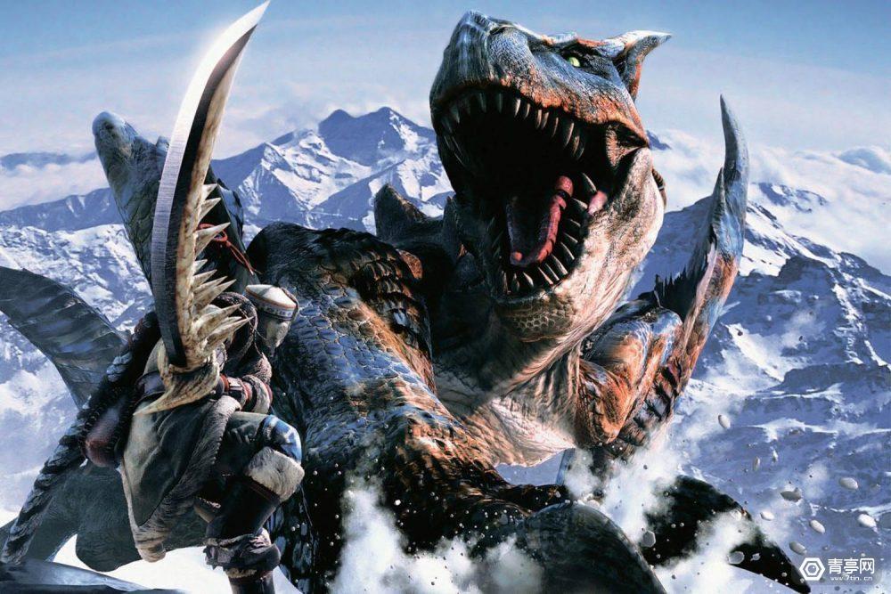 《怪物猎人VR》亮相日本游戏厅 但只有预热海报
