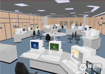 2.-Nuclear-Control-Room-Division-dVS-dVise