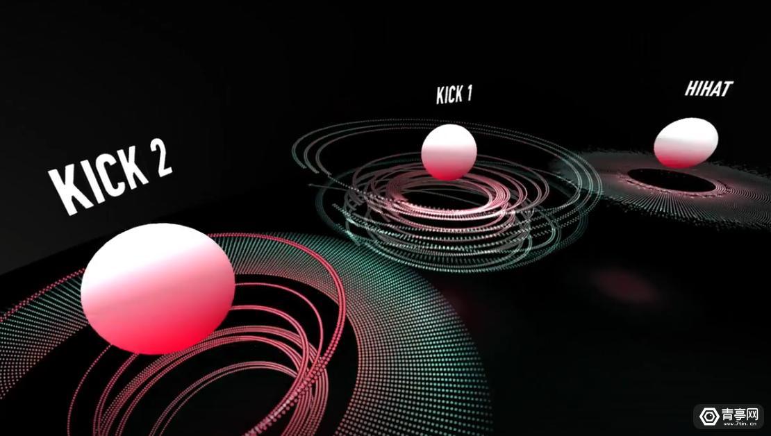 谷歌和Song Exploder用VR解析歌曲声道