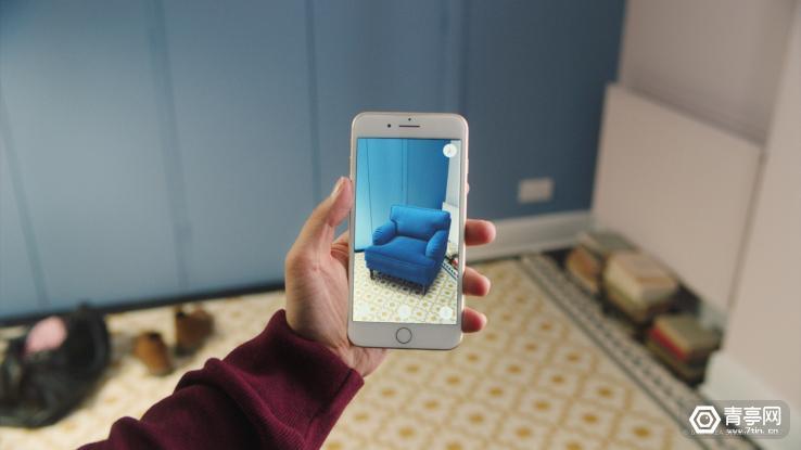 宜家推AR应用可查看超2000种家具,负责人认为AR会轰动一时