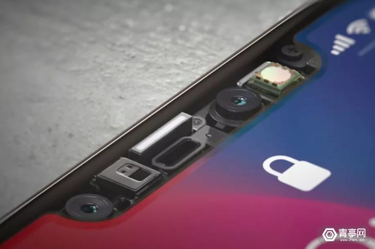 """为什么说iPhone X""""刘海""""基本上是一个Kinect"""