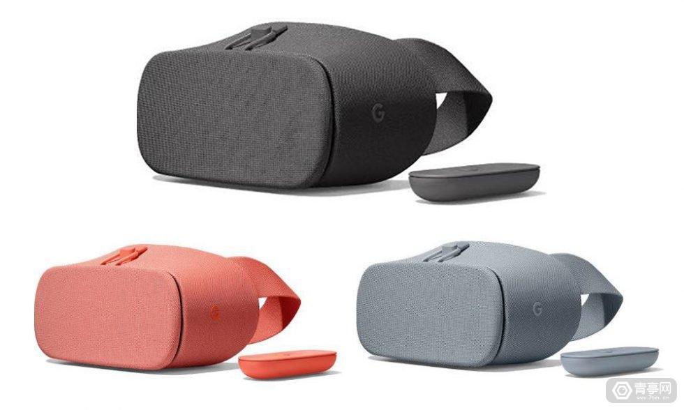 售价更高,外观更漂亮,谷歌全新Daydream View头显曝光