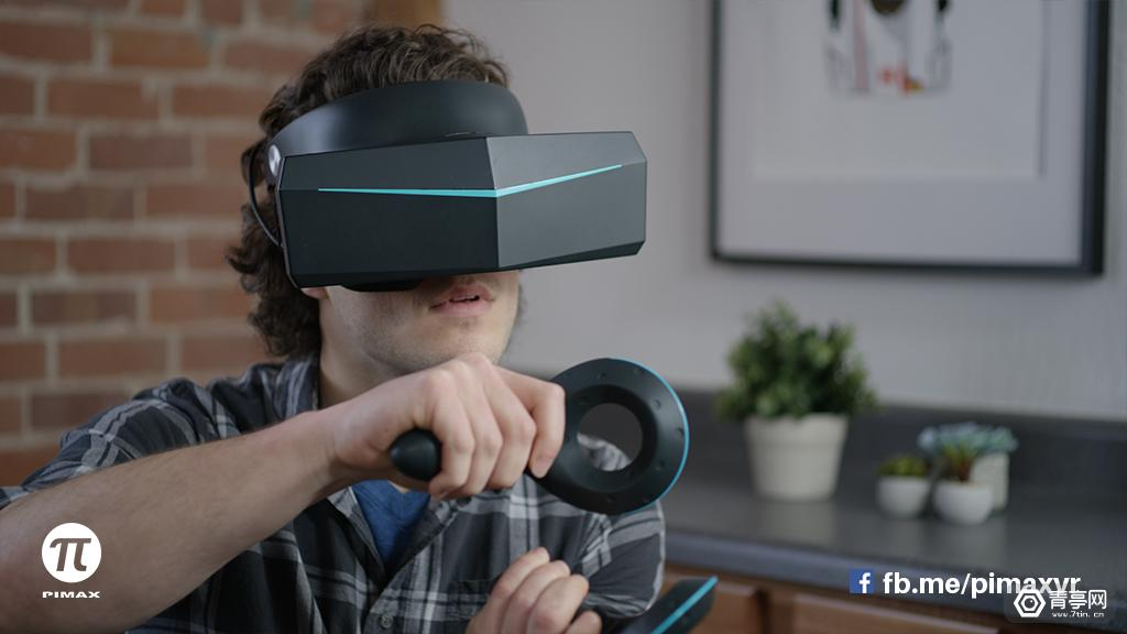 1小时20万美金,这款中国8K VR头显如何打破史上最快众筹纪录?
