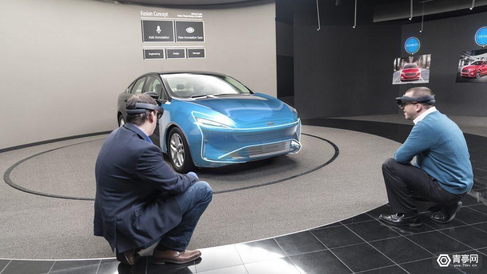 前期测试结果喜人,福特汽车欲扩大HoloLens应用场景