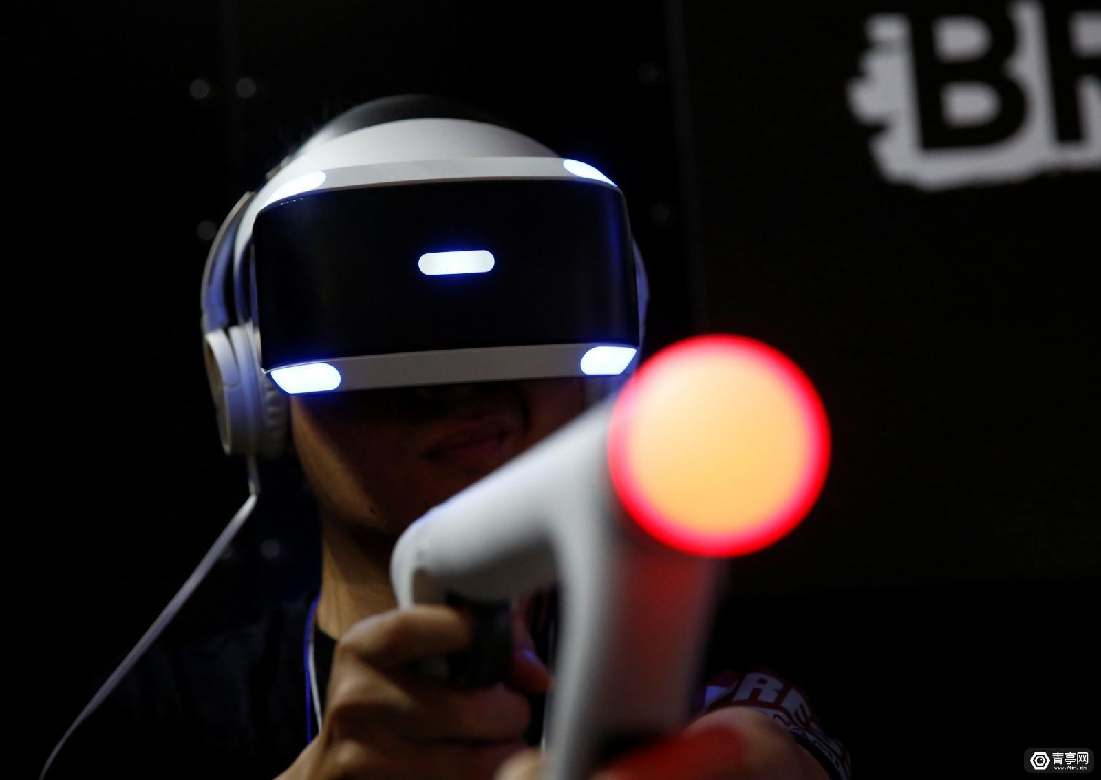 索尼:自己已是VR市场领头羊,然而并不开心