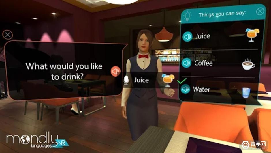 这款VR游戏号称让你学会30种外语,并改变你的大脑构造