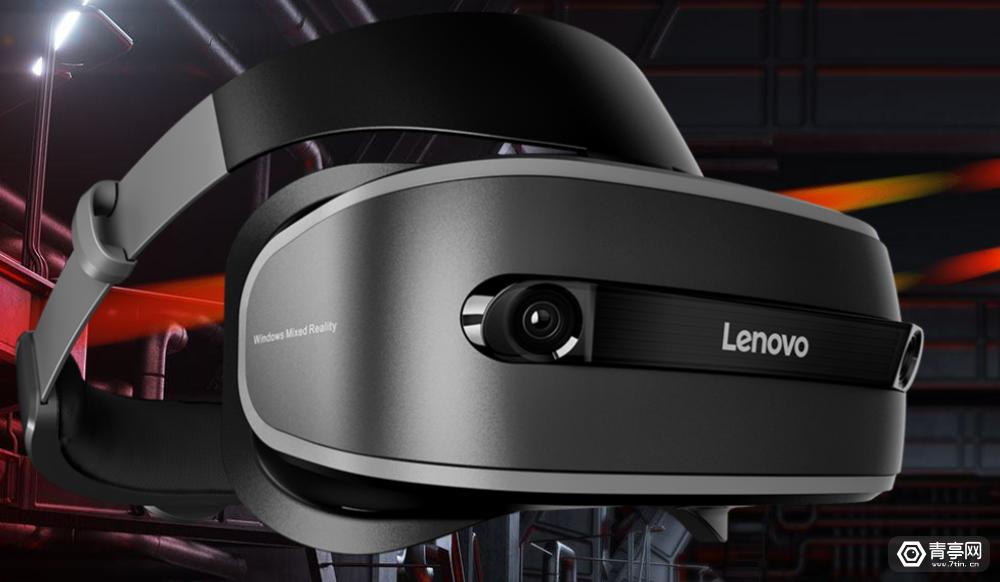联想VR头盔上手体验:比其它任何头盔都轻薄